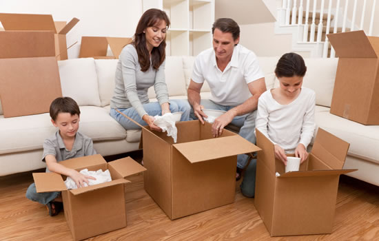 Moving And Packing Services In The